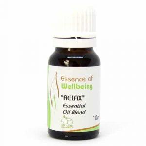 Relax Essential Oil Blend