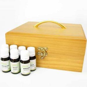 Essential Oil Kits & Packs